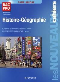 Joël Michelin et Françoise Blanchard - Histoire-Géographie Bac Pro 1e-Tle.