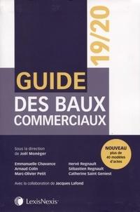 Joël Monéger - Guide des baux commerciaux.