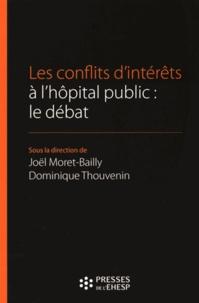 Joël Moret-Bailly - Les conflits d'intérêt à l'hôpital public - Le débat.