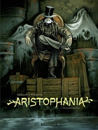 Amazon e-Books pour iPad Aristophania - tome 2 - Progredientes  par Joël Parnotte, Xavier Dorison 9782505086079 (Litterature Francaise)