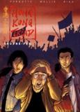 Joël Parnotte et  Rieu - Honk-Kong Triad Tome 3 : Couvre-feu.