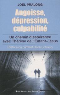 Deedr.fr Angoisse, dépression, culpabilité - Un chemin d'espérance avec Thérèse de l'Enfant-Jésus Image