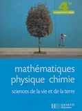 Joël Rivoal et Fabien Maestracci - Mathématiques, physique, chimie, sciences de la vie et de la terre 4e enseignement adapté.