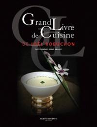 Joël Robuchon - Grand livre de cuisine de Joël Robuchon. 1 DVD