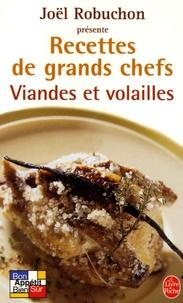 Viandes et volailles - Recettes de grands chefs.pdf