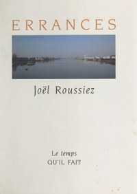 Joël Roussiez et Philippe Ruault - Errances, avec un coffre bleu et deux oiseaux.