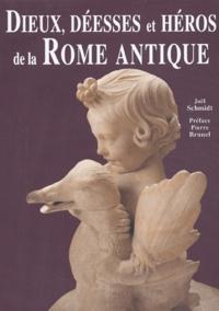 Histoiresdenlire.be Dieux, déesses et héros dans la Rome antique Image