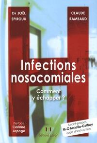 Joël Spiroux et Claude Boissier-Rambaud - Infections nosocomiales et risques liés à la santé.