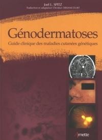 Histoiresdenlire.be Génodermatoses - Guide clinique des maladies cutanées génétiques Image