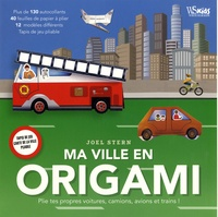 Galabria.be Ma ville en origami Image