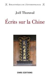 Joël Thoraval - Ecrits sur la Chine.