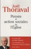 Joël Thoraval - Pensée et action sociales de l'Eglise.