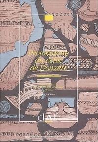 Joël Vital - Protohistoire du défilé de Donzère - L'Age du Bronze dans la Baume des Anges (Drôme).