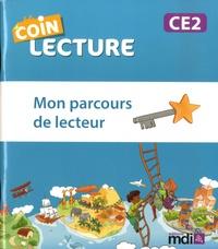 Joël-Yves Le Bigot et Julien Le Bigot - Le coin lecture CE2 - Mon parcours de lecteur.