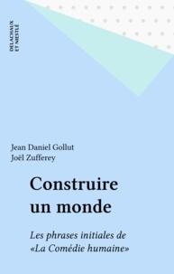 Joël Zufferey et Jean-Daniel Gollut - .
