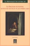 Joël Zufferey - Le Discours fictionnel - Autour des nouvelle de Jean-Pierre Camus.