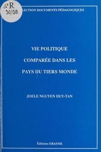 Joële Nguyen Duy-Tan - Vie politique comparée dans les pays du tiers monde.