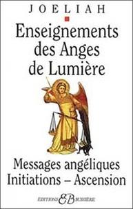 Joéliah - Enseignements des Anges de Lumière.