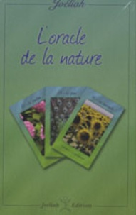 Manuel téléchargeable gratuitement L'oracle de la nature  - Livre + 56 cartes par Joéliah