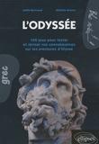 Joëlle Bertrand et Michèle Brunet - L'Odyssée - 100 jeux pour tester et réviser vos connaissances sur les aventures d'Ulysse.