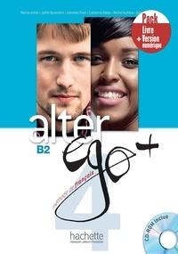 Joëlle Bonenfant et Gabrielle Chort - Alter Ego + 4 - Pack Livre + Version numérique.