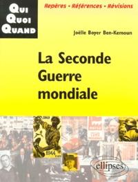 Joëlle Boyer Ben-Kemoun - .