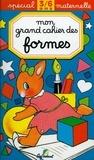 Joëlle Broen et Daniel Boudineau - Mon grand cahier des formes.