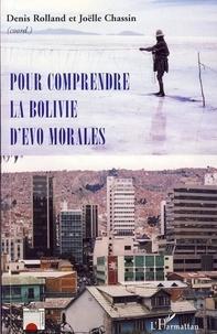 Joëlle Chassin - Pour comprendre la Bolivie d'Evo Morales.