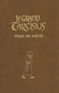 Joëlle d' Abbadie - Le Grand Tarcisius (brun) - Missel à l'usage des 7-14 ans pour la forme extraordinaire de la liturgie romaine (1962).