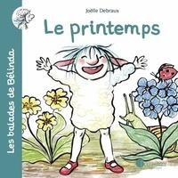 Joëlle Debraux - Le printemps.