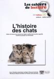 Joëlle Decam - L'histoire des chats.
