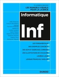 Joëlle Delacroix et François Barthélemy - Informatique Inf.