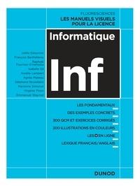 Joëlle Delacroix et François Barthélemy - Informatique.