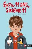 Joëlle Ecormier - Enzo, 11 ans, sixième 11.