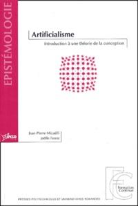 Joëlle Forest et Jean-Pierre Micaëlli - Artificialisme - Introduction à une théorie de la conception.