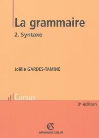 La grammaire - Tome 2, La syntaxe.pdf