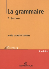 La grammaire - Tome 2, Syntaxe.pdf