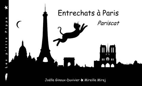 Joëlle Ginoux-Duvivier et Mireille Mirej - Entrechats à Paris.