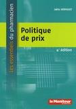 Joëlle Hermouet - Politique de prix.