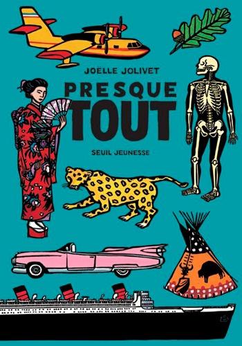Joëlle Jolivet - Presque tout.