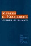 Joëlle Le Marec et Ewa Maczek - Musées et recherche - Cultiver les alliances.