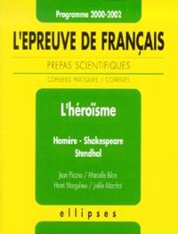 Joëlle Marchal et Jean Picano - .