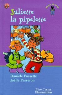Joëlle Passeron et Danièle Fossette - .