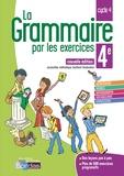 Joëlle Paul - Français 4e Cycle 4 La grammaire par les exercices - Cahier d'exercices.