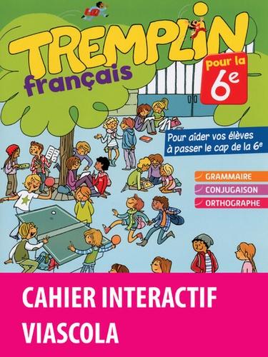 Tremplin Pour La 6e Francais Cahier D Exercices Licence Eleve 1 An Sur Viascola Grand Format