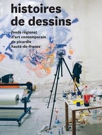 Joëlle Pijaudier-Cabot et Laurent Busine - Histoires de dessins - Fonds régional d'art contemporain de Picardie Haut-de-France.