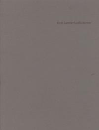 Joëlle Pijaudier - Yvon Lambert collectionne - 18 janvier-20 avril 1992.