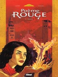 Joëlle Savey et Pierre Wachs - Poème rouge Tome 2 : Eleonora.