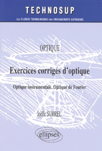 Exercices corrigés doptique. Optique instrumentale, optique de Fourier.pdf