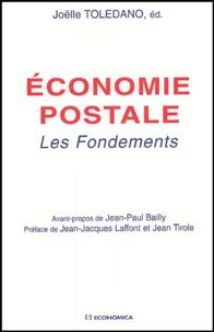 Joëlle Toledano - Economie postale - Les fondements.
